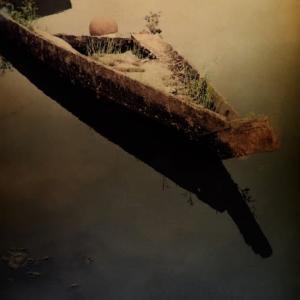 黄昏の沈船