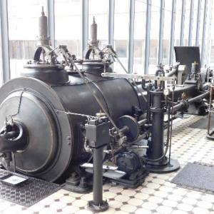 トヨタ産業技術記念館 蒸気機関
