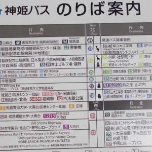 姫路駅 バスターミナル