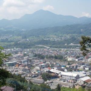 沼田公園からの絶景