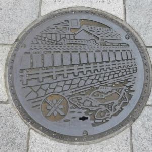 栃木市 マンホール