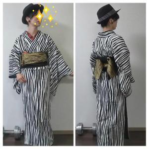 夫婦で着物!大阪千林商店街ストリートスナップ