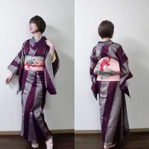 松に鷹のアンティーク帯コーデ 最近の購入品