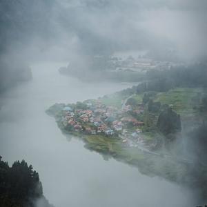日本一美しい集落を写した写真が話題に!!!