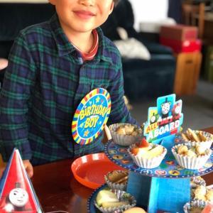 Lioさん4歳のお誕生日❤️その1