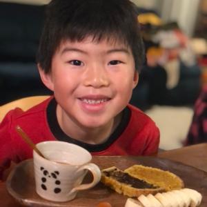 Lio5歳バースデーウィーク1(幼稚園)