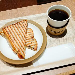 中区「LOCALO COFFEE」