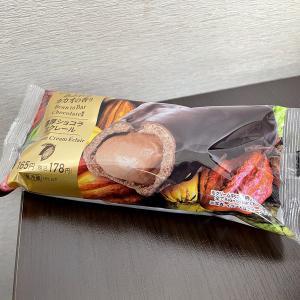 チョコ好きも満足できそうなエクレア(´∀`*)