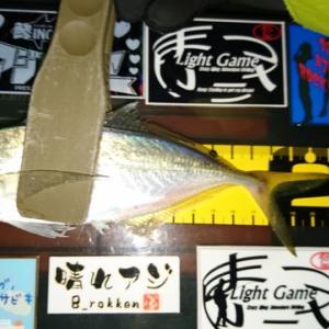 2018年釣り初め突風アジングヽ( ´¬`)ノ
