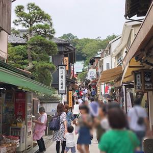 2019 ローカル線で行く夏の江ノ島、横浜ツアー_2
