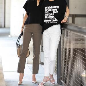 ★みんなで「これ履きやすい♪」ビックリの機能美パンツ