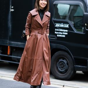 ★秋を意識したファッションで気を使っている?!風に