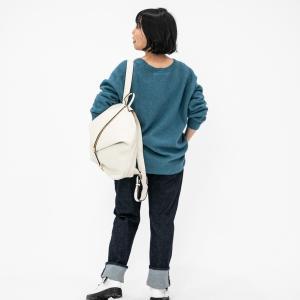 ★パンツ&リュックが大好き!! ぽっちゃりママの公園コーデ(^^)