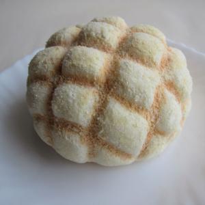 焼きたてです! ふっかふかのメロンパンを作りました♪