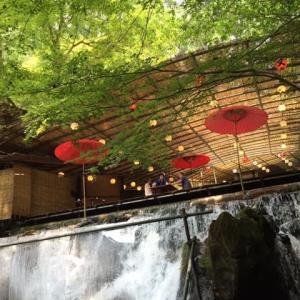 京都の奥座敷 貴船