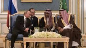 ロシアとサウジ  エネルギー分野での協力に合意