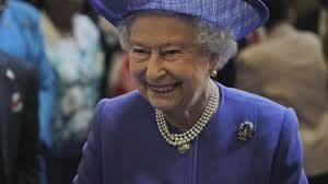 エリザベスが ロシアの日に祝辞