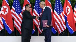 希望から絶望へ  北朝鮮 対 米
