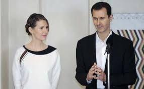 米国がシリア大統領夫人と姉に制裁発動