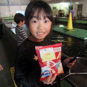 19.12/8 今日、滋賀県よりお越しの家族さんもいました。