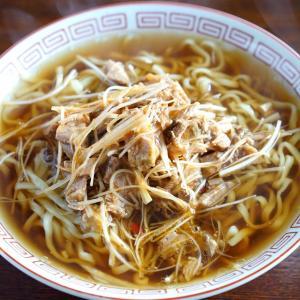 葱チャーシュー(喜多方ラーメン)