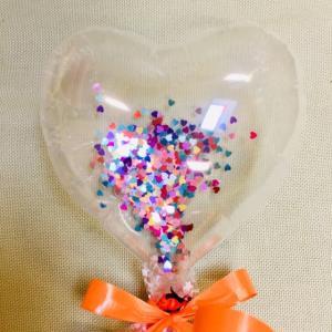 ハロウィンバルーン プレゼント-かわいい手のひらサイズ