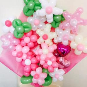 誕生日プレゼントならバルーンの花束、バルーンフラワーがお勧め / バルーンコネクション