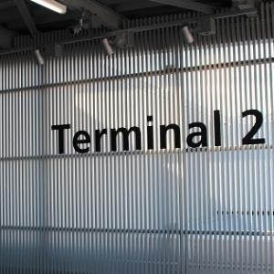 セントレア第2ターミナルを見学