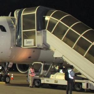 シェムリアップ空港到着 e-Visaでカンボジア入国
