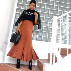 chignonstar 大人のマーメイドスカート