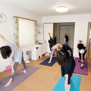 動いて、肉体、魂、感情、色々なものをバランスよく整えていきましょ
