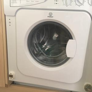 洗濯機のドキドキはまだ続く