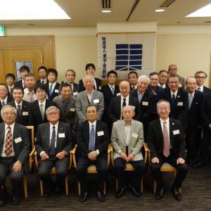 平成30年舎友会総会を行いました。