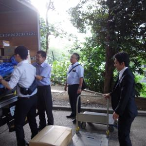 関東愛媛県人会「秋の園遊会」のお手伝いをしました。