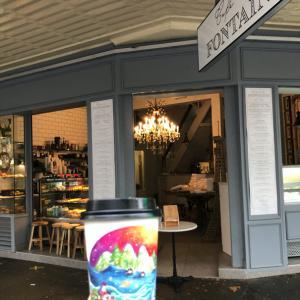 Cafe' de la Fontaine