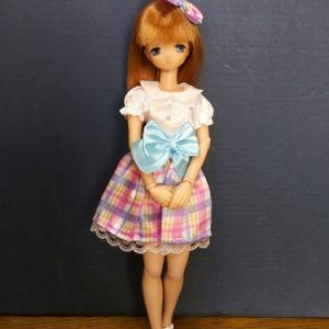 ピュアニーモMにエリーちゃん服を色々着せる会②