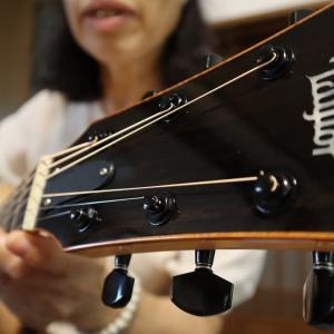 人生最後のギター