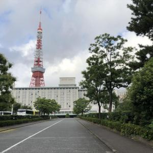 東京プリンスホテル スーペリアツイン 宿泊記