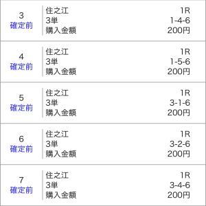 ボートレース住之江&びわこ 2020/1/3