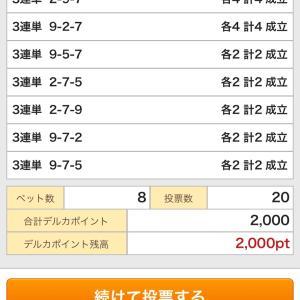 和歌山競輪 2020/1/13