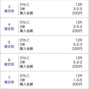 ボートレース江戸川&徳山&びわこ 2020/1/19