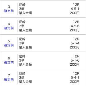 ボートレース尼崎&福岡&大村 2020/11/12