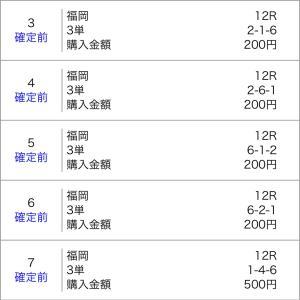 ボートレース福岡 2020/11/13