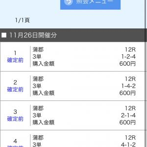 SGチャレンジカップ(ボートレース蒲郡)2020/11/26