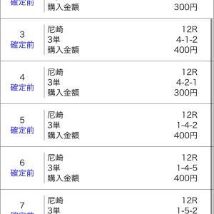 ボートレース尼崎&若松 2020/12/3