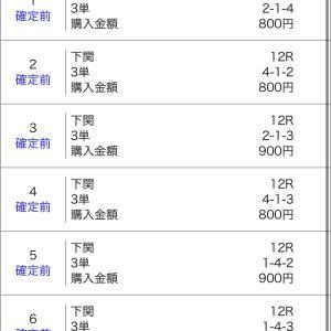 ボートレース下関 2021/4/20