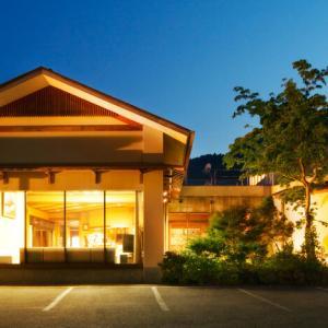二番目に近い温泉旅館に泊まる
