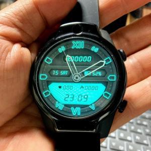 いつもの病気(android watch)