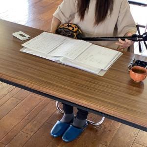 徳島 名東町教室|6月雑感 3ヶ月ぶりの稽古でした