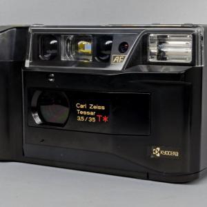 京セラ TD Carl Zeiss テッサー 35mm F3.5